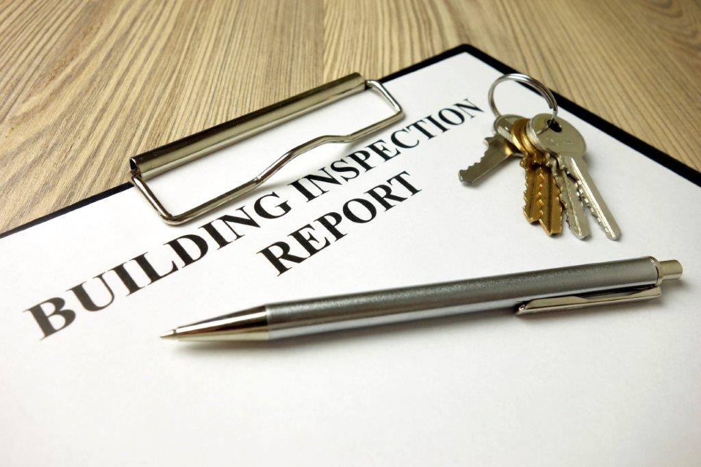 Building Inspection Report File