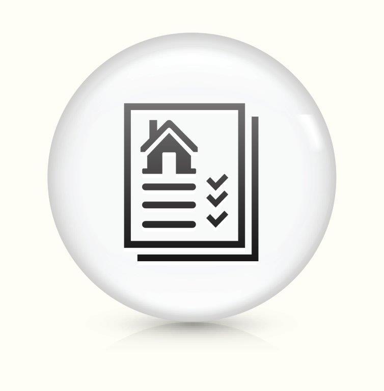 Real Estate Listing Illustration